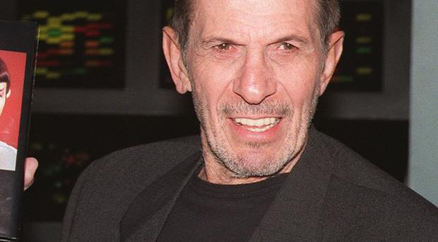 Leonard Nimoy has attended his final Star Trek convention