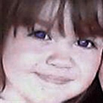 Isobel Dobson, aged two, died after she was trapped in a burning van in Wragby