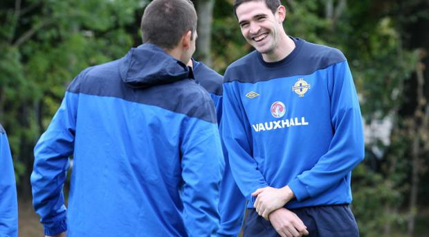 Kyle Lafferty could have made a big difference to Northern Ireland's Euro 2012 hopes