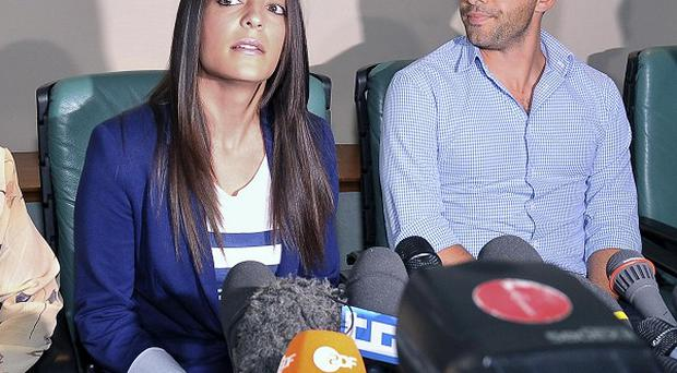 Meredith Kercher's family said they will support an appeal against the acquittal of Amanda Knox (AP)