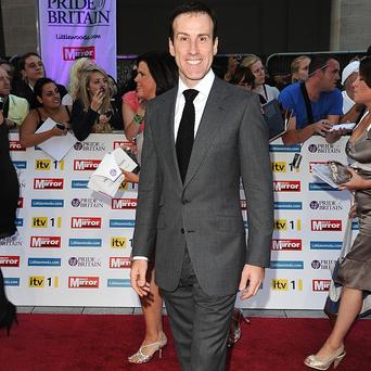 Anton du Beke is going to ditch the props this week