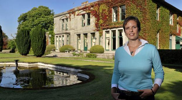 Marion Russell at her home in Mourne Park