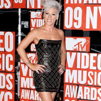 Pink is trying out a big screen role