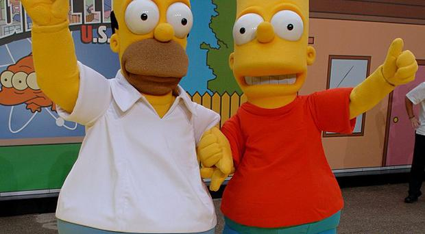 The Simpsons has been on TV for 23 years