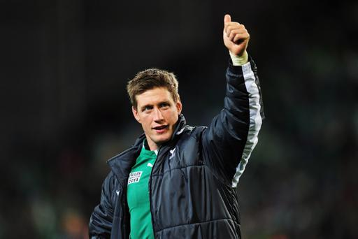 Ronan O'Gara is thriving in the high pressure arena of World Cup rugby