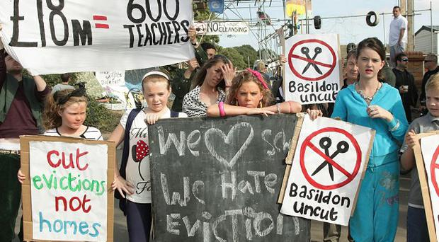 Residents of Dale Farm face another delay on the ruling of whether they have won or lost their High Court battle against eviction