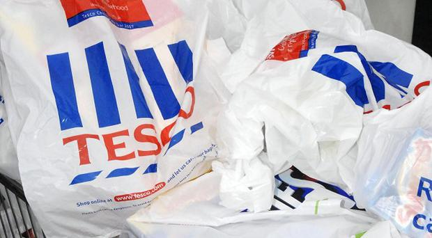 Tesco has revealed a worsening sales performance as it bears the brunt of squeezed consumer spending power