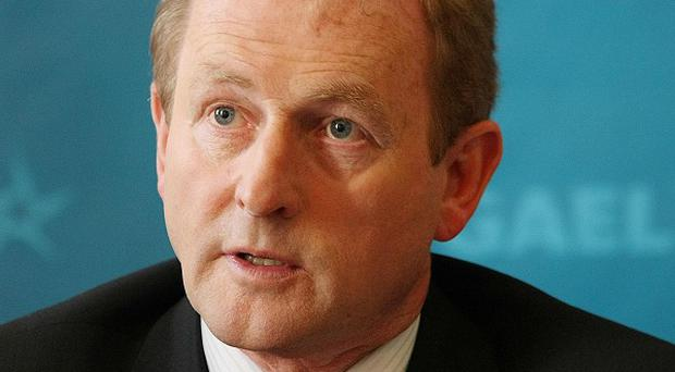 Taoiseach Enda Kenny has ruled out a fire sale of state assets following criticism of the NewERA shareholding body