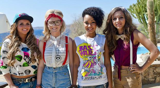 X Factor girlband Rhythmix share their name with a charity
