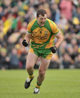 Donegal captain Michael Murphy helped to instill the belief that took his side to a double helping of success this year