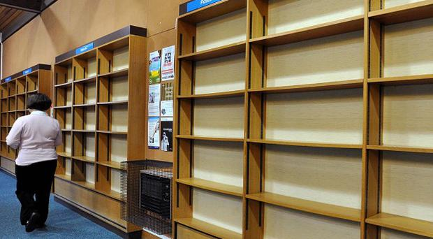 Almost 160,000 pounds worth of library books and other items have not been returned