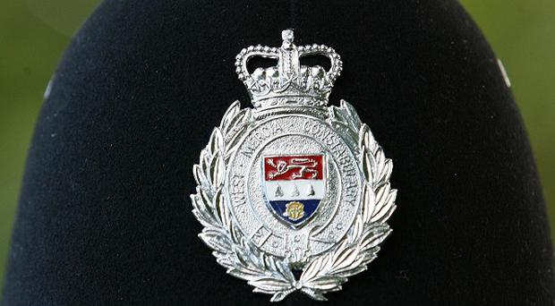 West Mercia Police are appealing for witnesses after a suspected burglar was shot