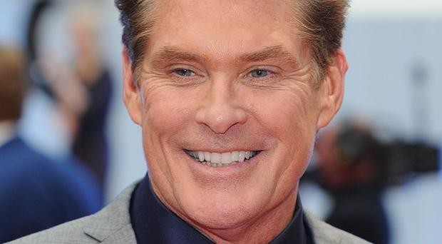 David Hasselhoff said he loved his time on the last series of Britain's Got Talent
