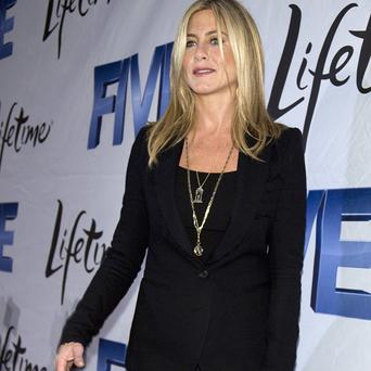 Jennifer Aniston says she is not 'desperate' to start a family