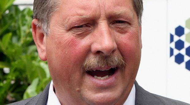 Sammy Wilson is consulting on plans to make large stores pay extra business rates