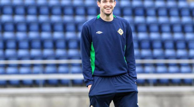 The returning Kyle Lafferty can help Northern Ireland rediscover their goalscoring touch tonight