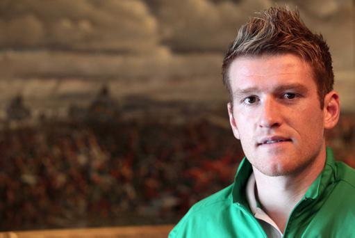Steven Davis will wear the captain's armband tonight in his 50th game for Northern Ireland