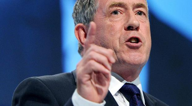 Shadow business secretary John Denham is believed to have resigned from the shadow cabinet ahead of an impending reshuffle