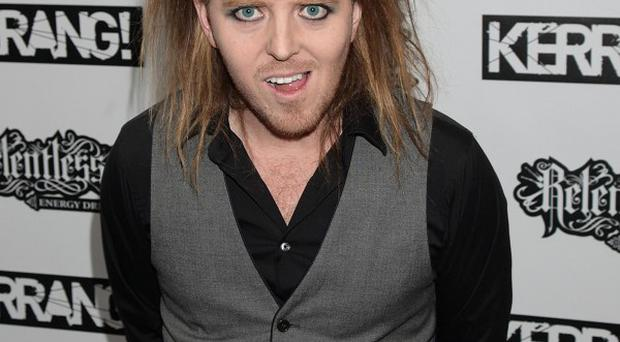 Tim Minchin later managed to find a different piano