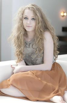 County Tyrone singer and X Factor contestant Janet Devlin