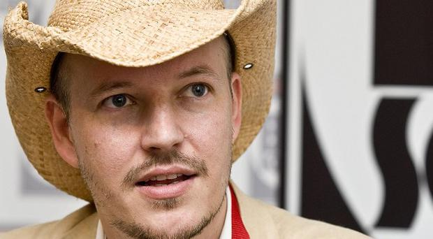 Tom Six, the writer-director of The Human Centipede II