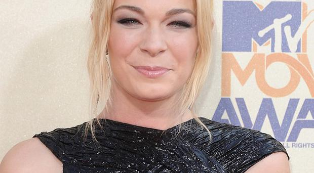 LeAnn Rimes has talked about acting with her husband