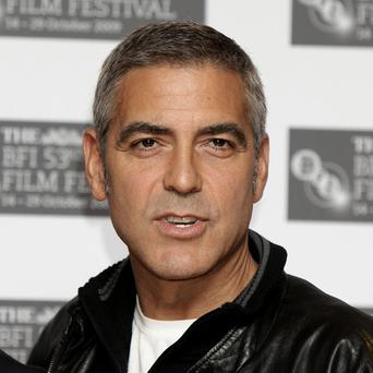 George Clooney joked he makes all his guests go skinny dipping