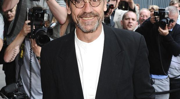 Jeremy Irons will star in Sir Richard Eyre's production