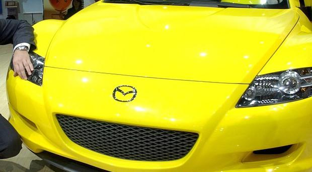 The latest Mazda RX-8 model will end production in June 2012