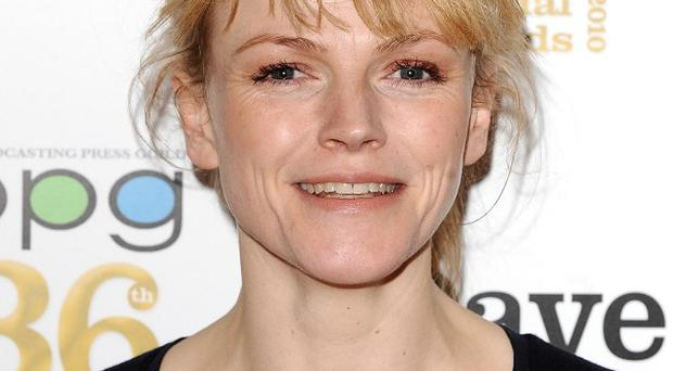 Maxine Peake said she was preparing for her new series