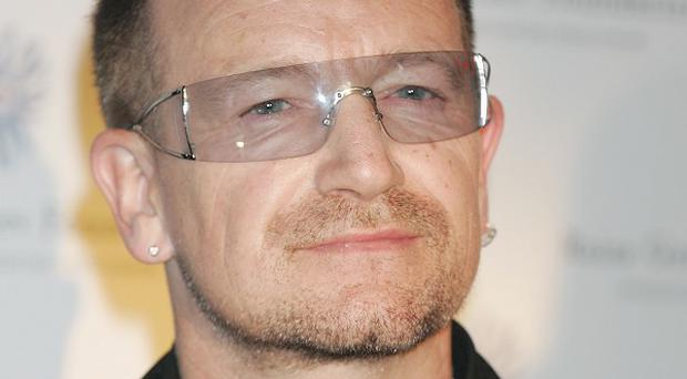 Bono's ONE foundation advert has been banned