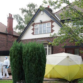 Raymond Jacob suffered fatal stab wounds in a struggle at a Stockport house