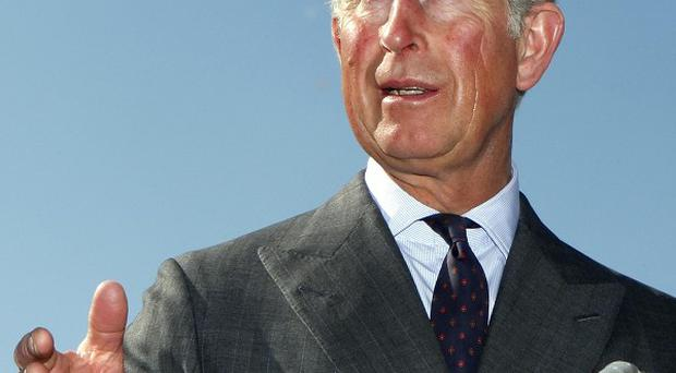 The Prince of Wales will take the salute when soldiers and veterans march through a city centre