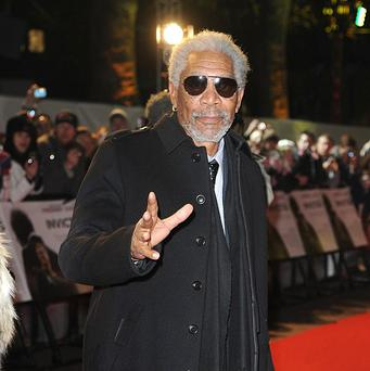 Morgan Freeman has no plans to go back to directing