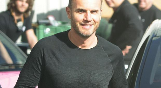 Gary Barlow said the live stage is where the show's stars will be born