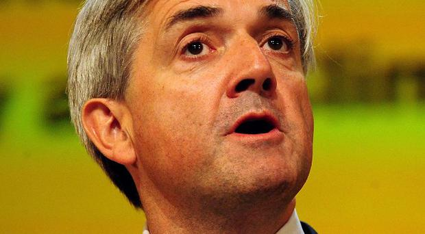 Secretary of State for Energy and Climate Change Chris Huhne accidently tweeted a private message