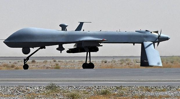 Pakistan is said to have halted its demands for the CIA to suspend its covert drone strikes in the country (AP)