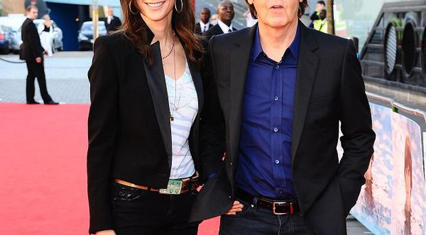 Sir Paul McCartney will wed wealthy heiress Nancy Shevell on Sunday, it has been reported