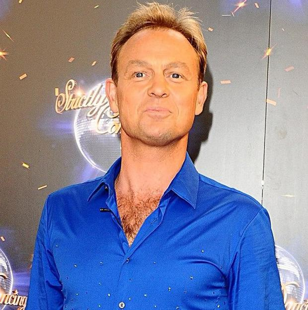 Jason Donovan impressed the Strictly judges with his foxtrot