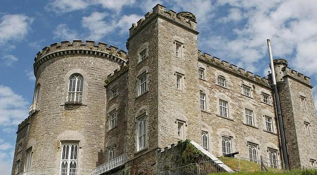 Slane Castle in Co Meath