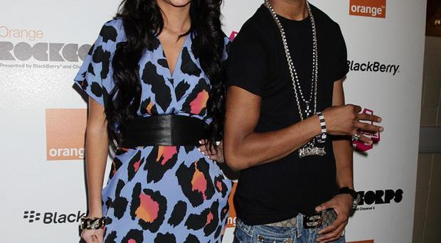 Tulisa Contostavlos and Fazer have opened up about their relationship