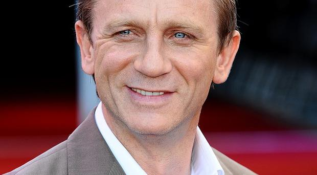 Daniel Craig is returning to the role of Bond