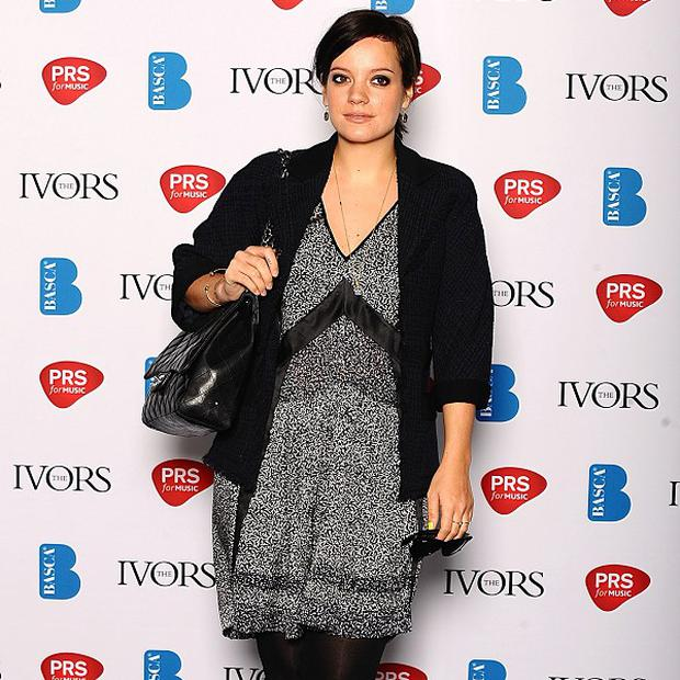 Lily Allen was baffled by Jessie J's multiple wins at the awards