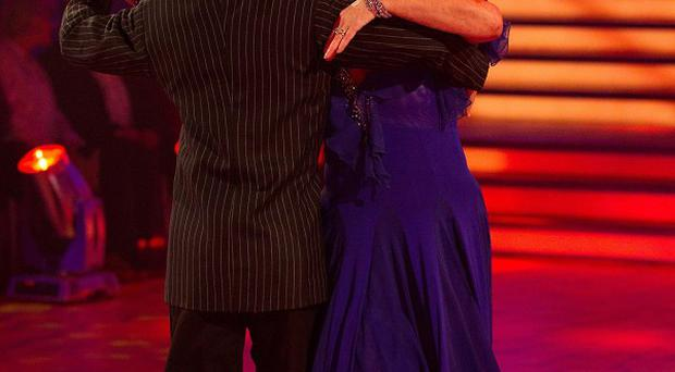 Edwina Currie is the first contestant to be voted off Strictly Come Dancing