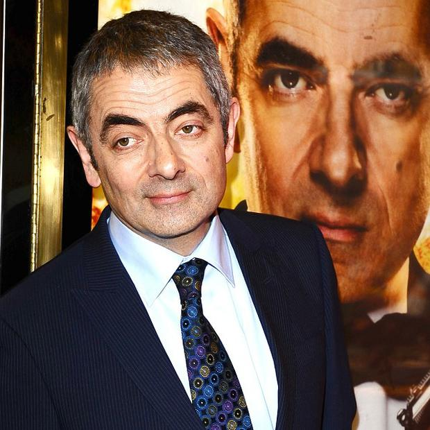 It's been eight years since Rowan Atkinson's last turn as Johnny English