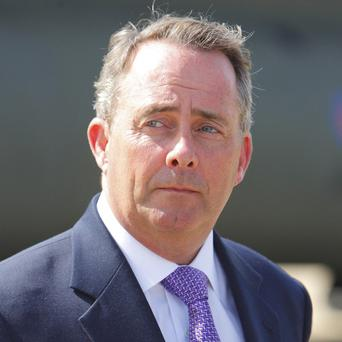 Defence Secretary Liam Fox has faced the House of Commons over accusations regarding his working relationship with a friend