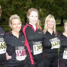 Belfast Telegraph Runher competitors October 9 2011