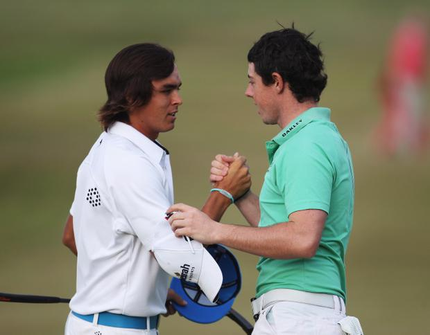 Rory McIlroy and Rickie Fowler showed in the Korea Open that they are set for more thrilling confrontations in the future