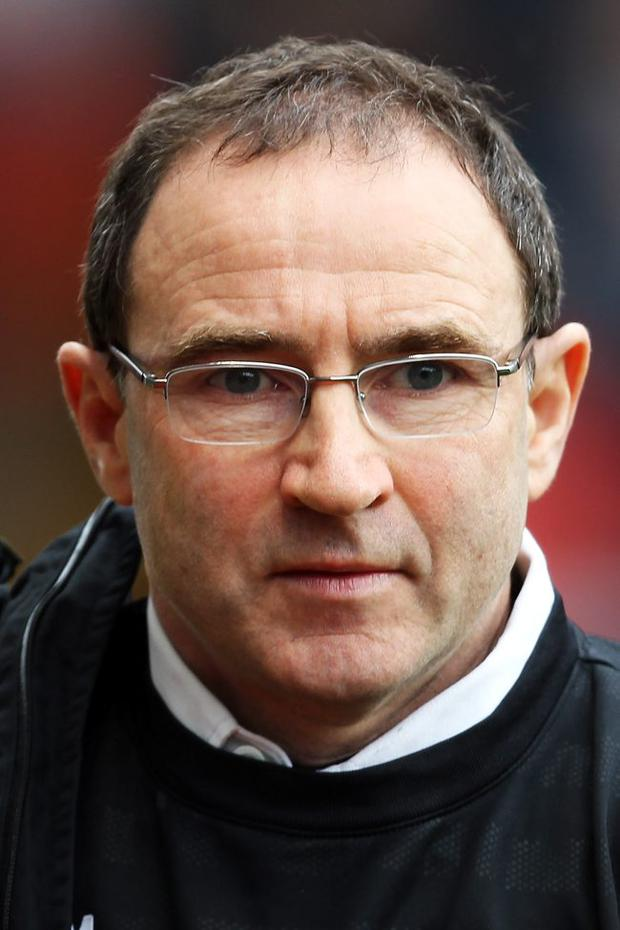 Former Aston Villa manager Martin O'Neill would be a popular, if unlikely, choice as Northern Ireland manager