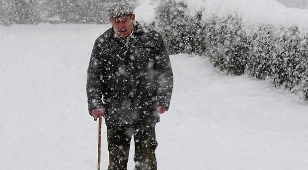 The over-75s are at increasing risk of loneliness and isolation, a think-tank warned